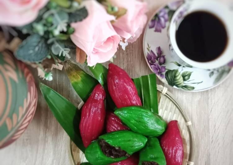 Resipi Kuih Peria Inti Kacang Merah Chefzam Oleh Nurul