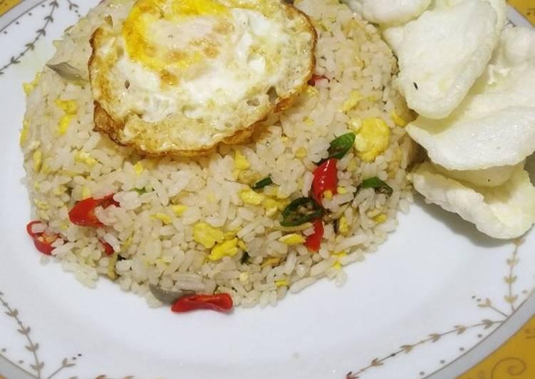 Nasi Goreng Teri