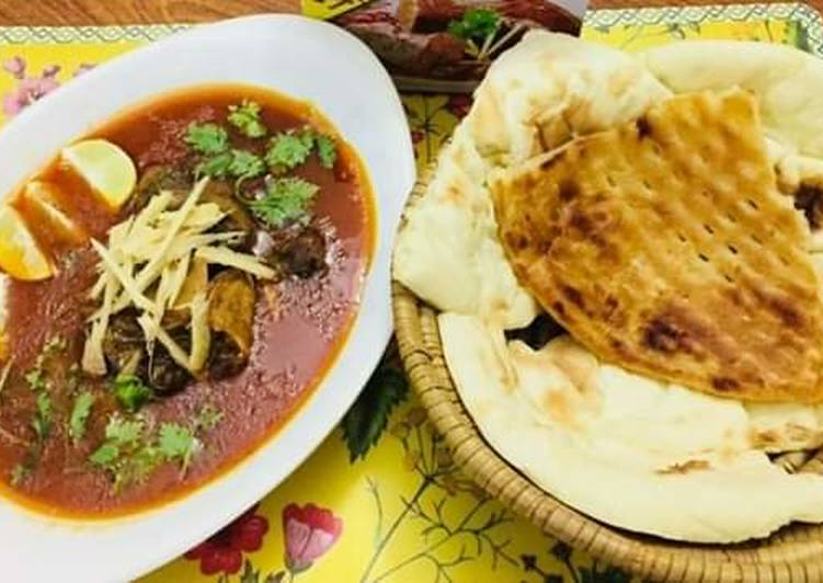 Information on How to Elevate Your Mood with Food Nihari