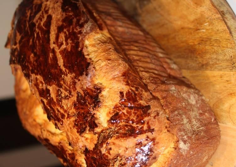 Recette Savoureux Brioche du boulanger