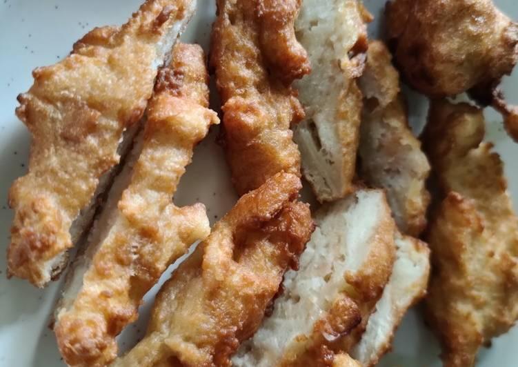 Resepi: Cucur roti super simple  Dirumah