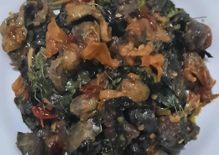 Resep Rempelo ayam kemangi pedas yang Bikin Ngiler
