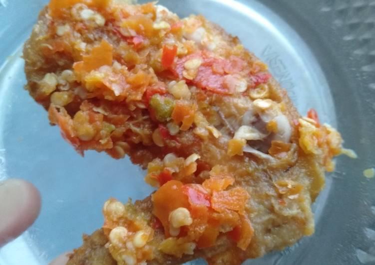 Resep Cara Memasak Ayam Geprek Oleh Ayu Santi Cookpad