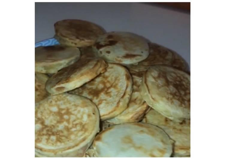 La Délicieuse Recette du �pancake salé🥞
