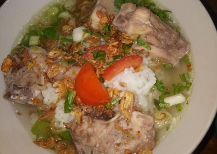 Sop Ayam Seger