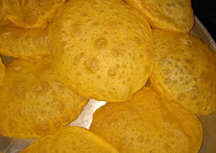 Step-by-Step Guide to Prepare Speedy Masala Poori # Indian dish contest
