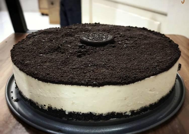 Oreo Cheesecake ala MakNooy