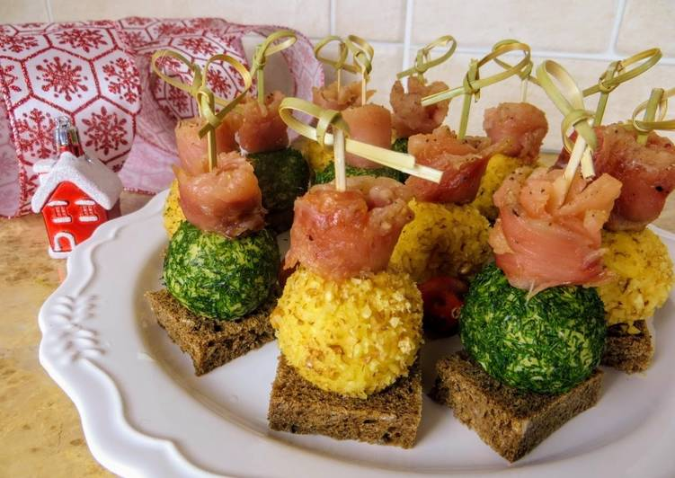 закуска из рыбы на праздничный стол