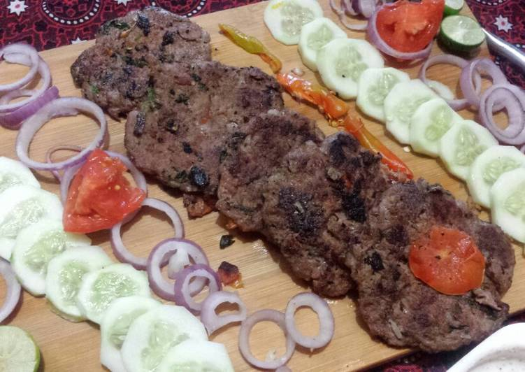 Recipe of Perfect Chapli kabab