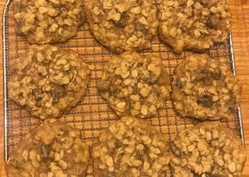 Easiest Way to Prepare Delicious Quaker Oats Vanishing Oatmeal Rasin Cookies