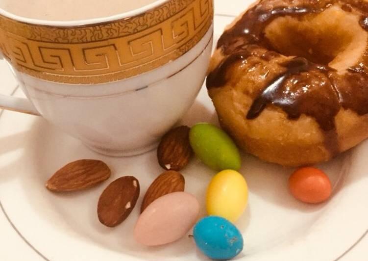 Kunun gyada And doughnuts