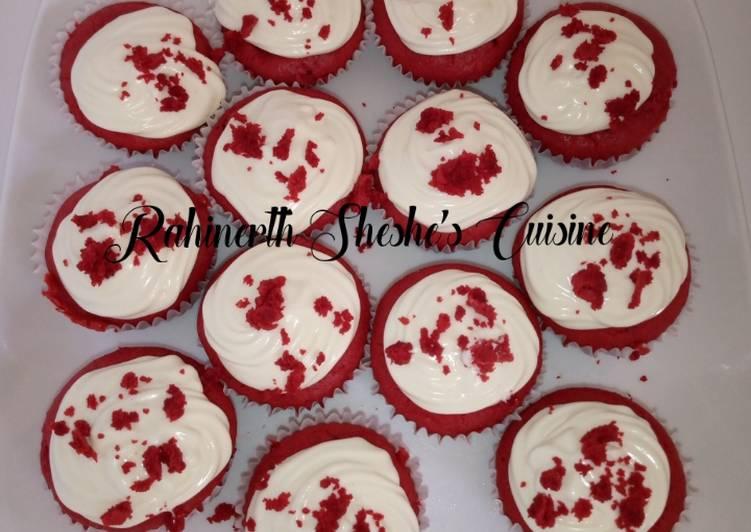 How to Cook Appetizing Red Velvet cake(RVC)