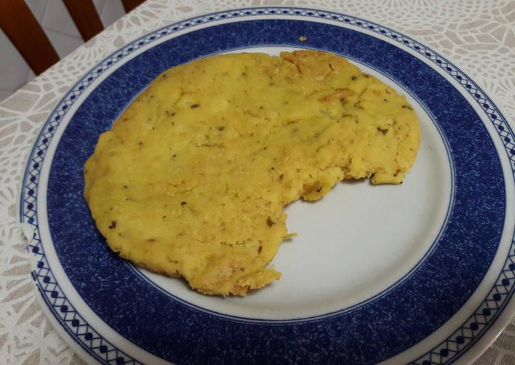 """🇸🇦""""Pan de pita árabe"""" bajo en grasa, sin gluten y vegano"""