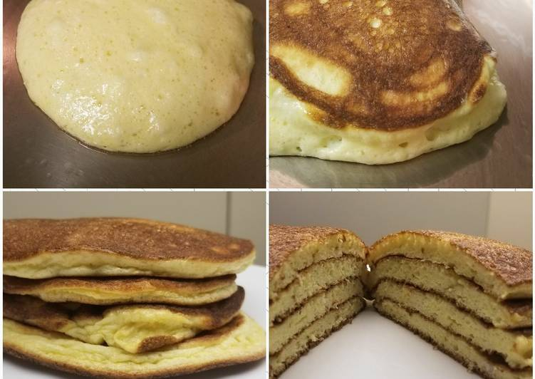 Recipe: Tasty Keto Pancakes