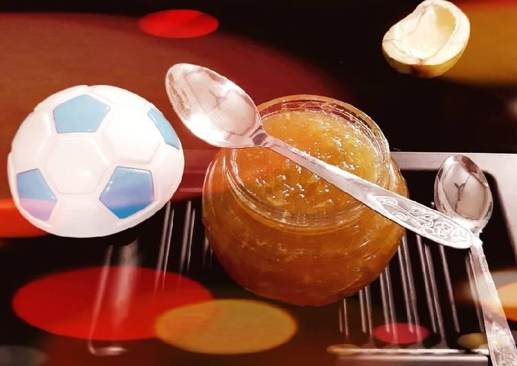 Step-by-Step Guide to Make Award-winning Raw Mango Jam