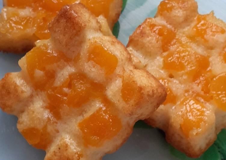 Mini Moelleux Tablette Abricot 🧡