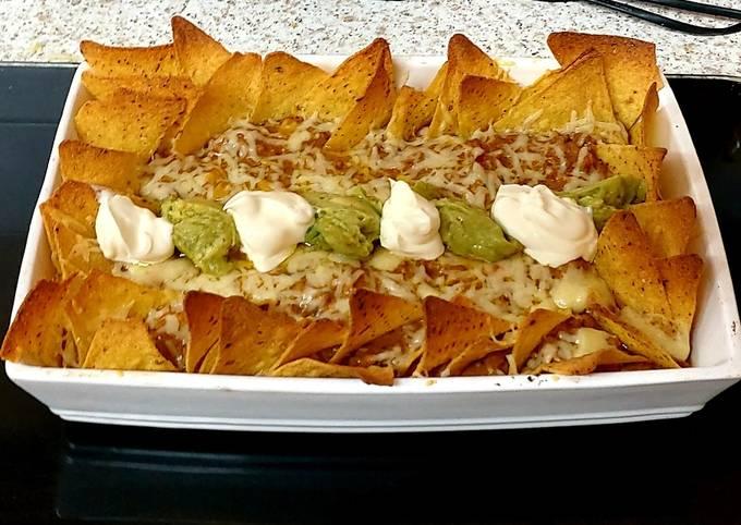 My Spicy Minced Pork Nachos Dip 😋#mainmeal#seasonal#Mysterybox
