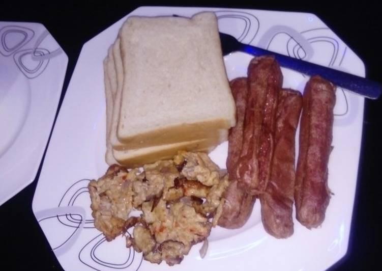 Easy peasy Breakfast