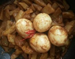 Kentang dan Telur di Semur Resep Mertua #pr aneka semur