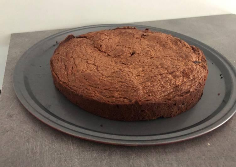 Gâteau truffé