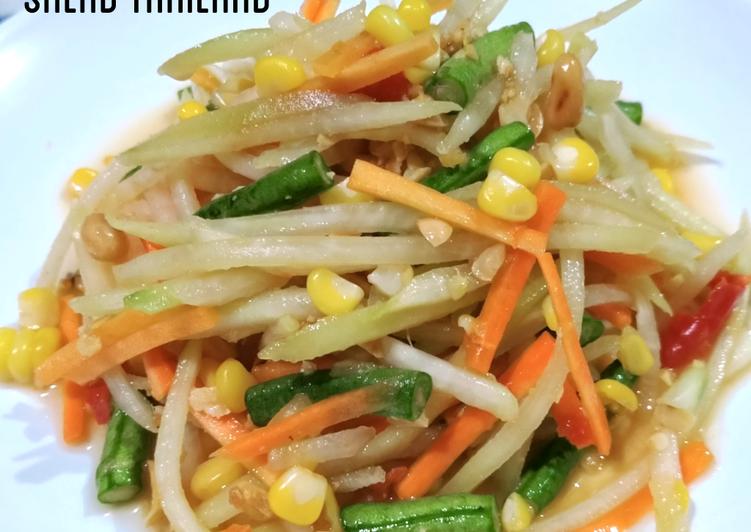 Som Tam Salad Thailand (pepaya)