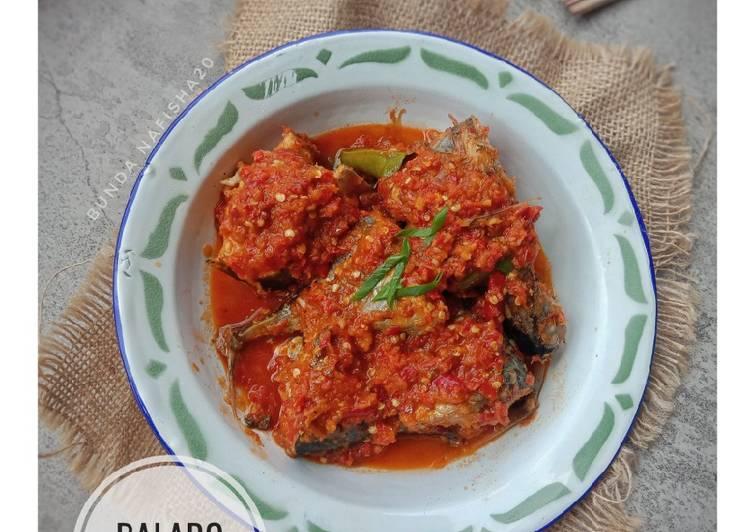Balado Ikan tuna