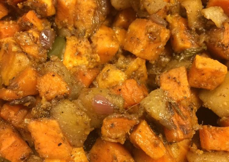 Step-by-Step Guide to Prepare Ultimate Sweet Potato Hash