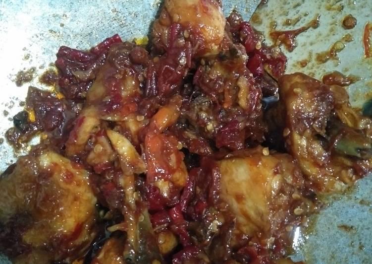 Ayam sambal kecap
