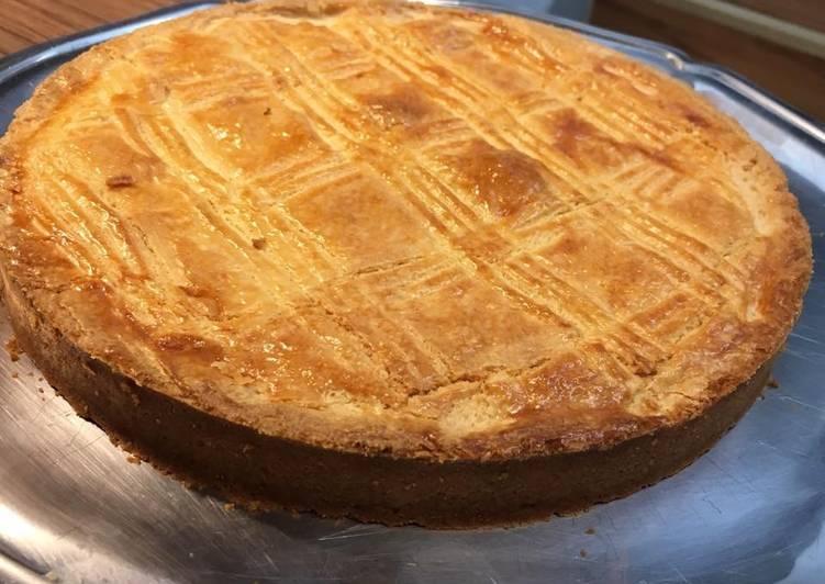 Recette Délicieuse Gâteau basque