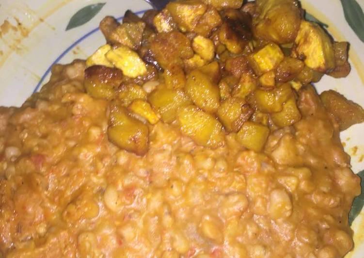 Porridge Beans