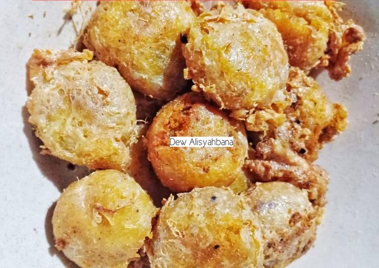 Resep Perkedel kentang mudah dan anti ambyar Yang Simple Bikin Ngiler
