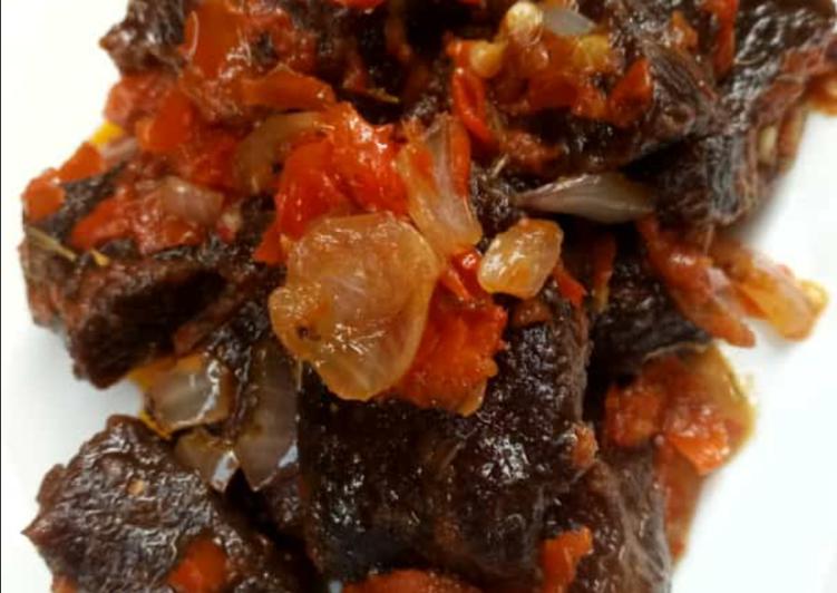 Recipe of Ultimate Ram meat