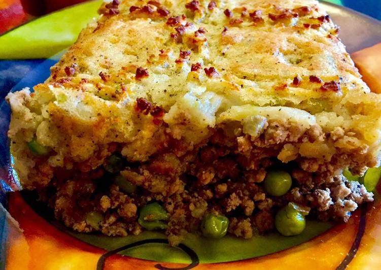 Recipe of Homemade Shepherd's Pie