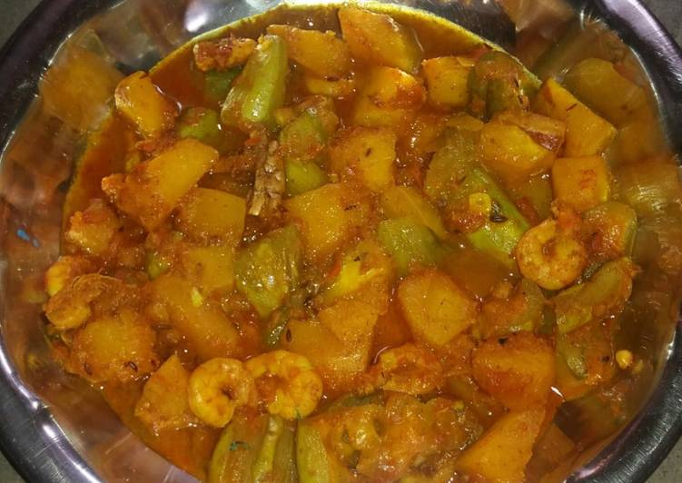 Prawn curry Finding Healthy Fast Food