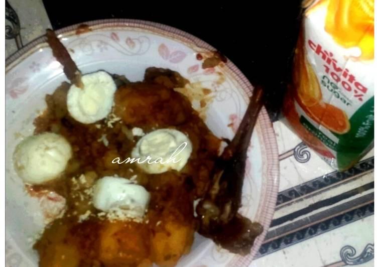 Potato porridge 2