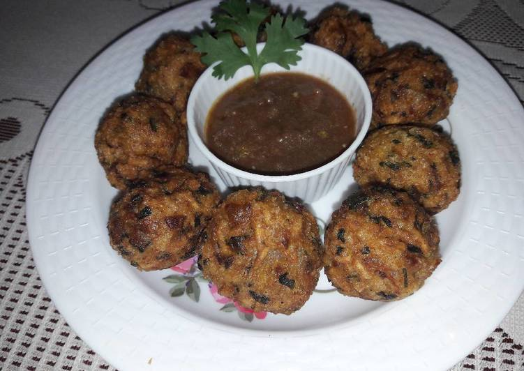 15 Minute Recipe of Fall Murmura pakora