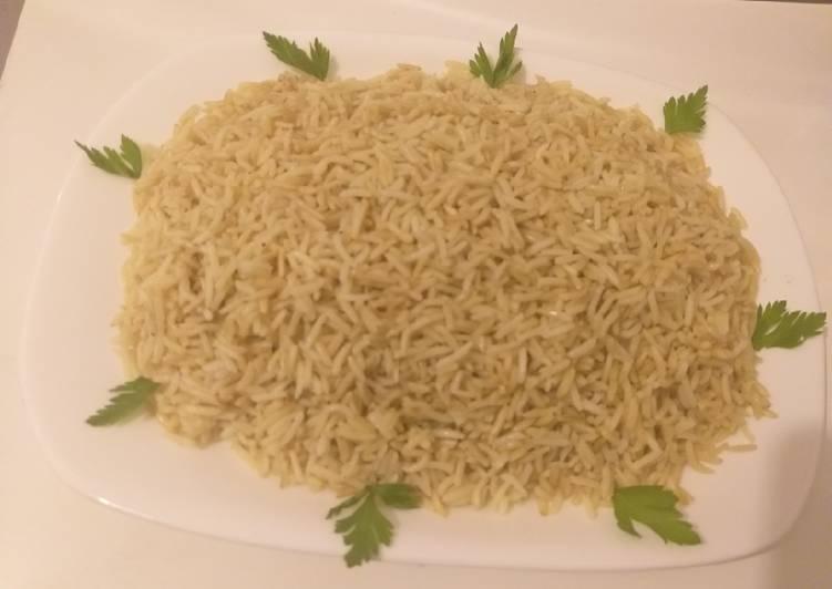 Mélange de riz pilaf