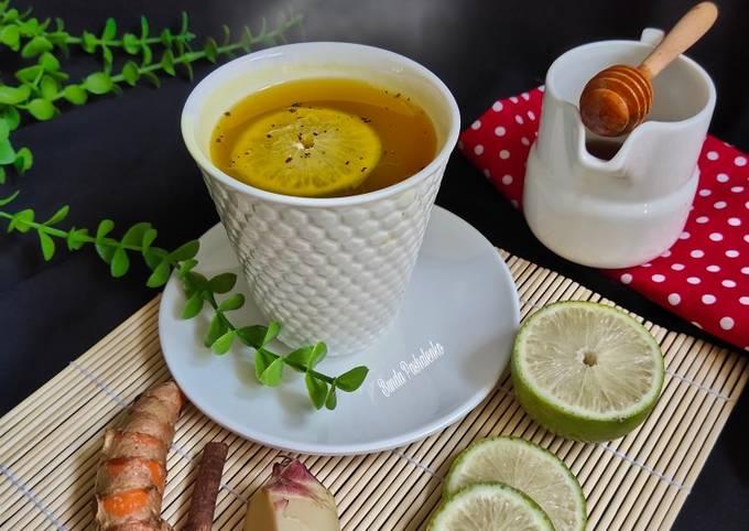Herba Drink (Teh Kunyit)