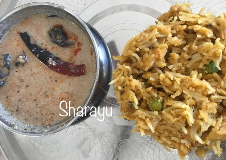 Pavbhaji Pulav