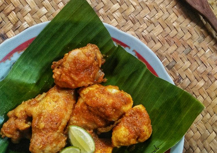 Ayam Betutu versi simple