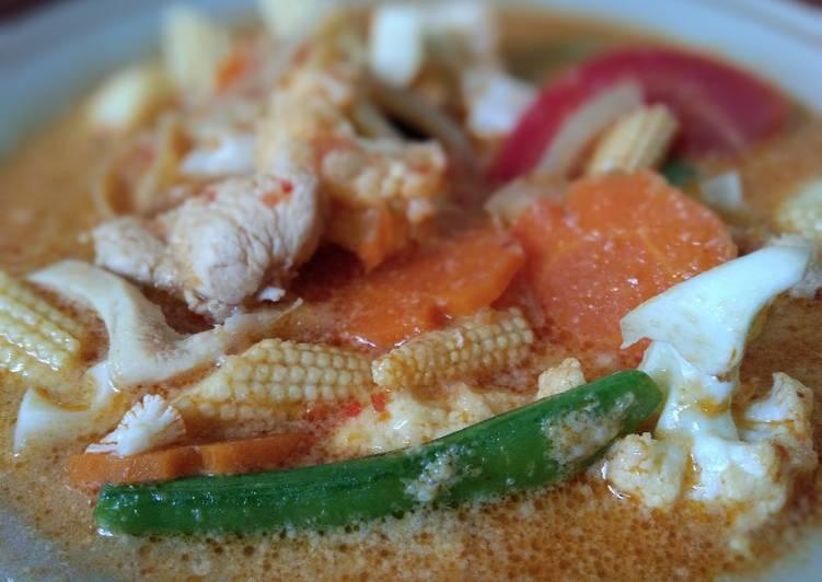 Tomyam Ayam Bersantan - velavinkabakery.com