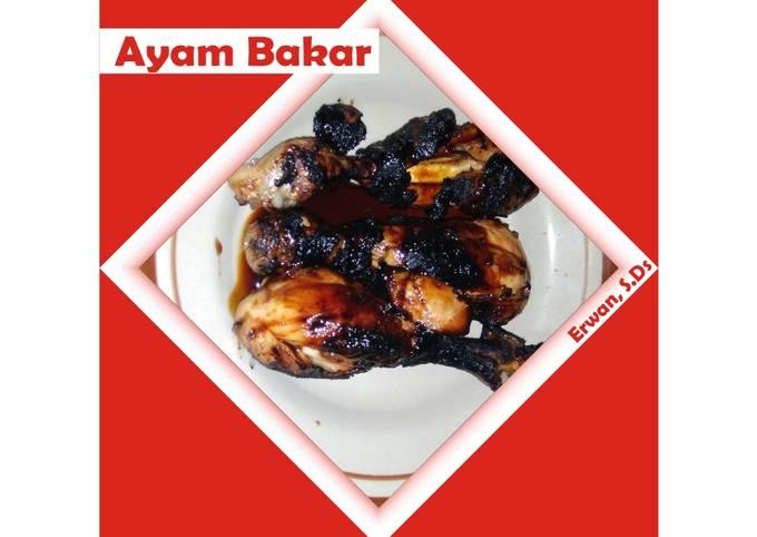 Ayam bakar Upin Ipin