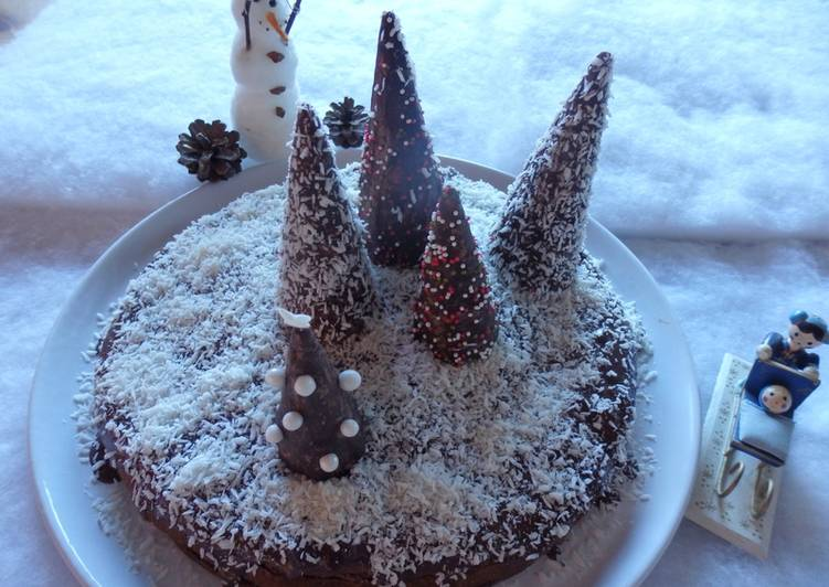 Recette: Black forest chocolate