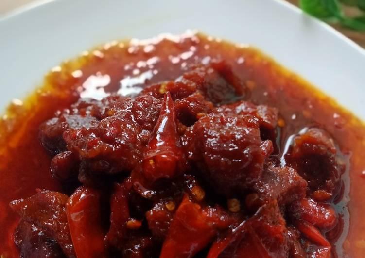 Mercon Daging Sapi