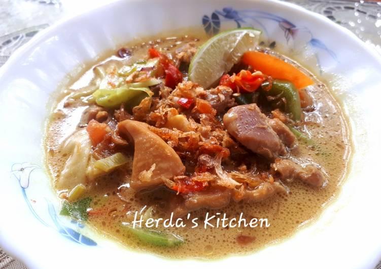 Tongseng Ayam Andalan