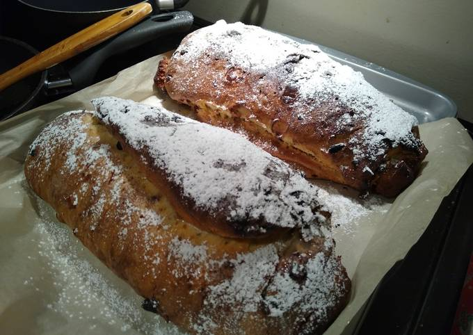 Easiest Way to Make Appetizing Stollen