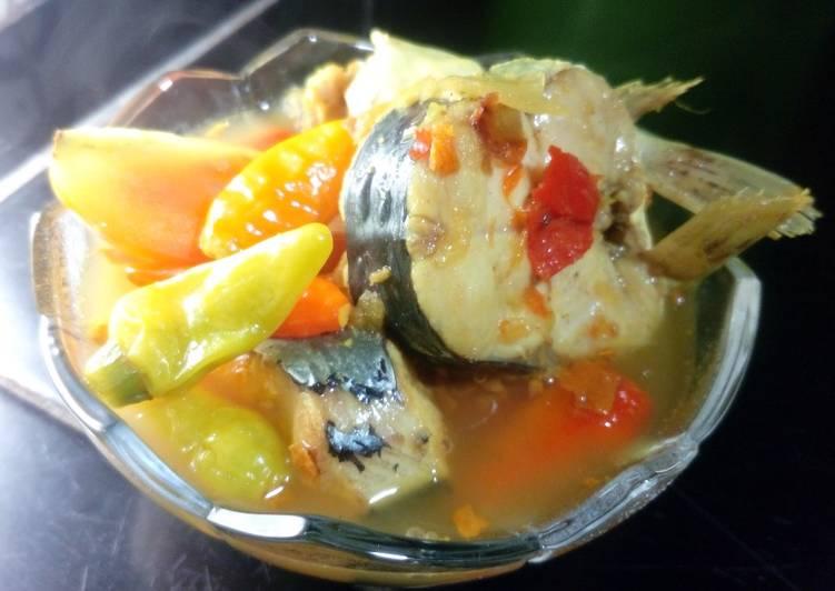Resep Sayur Merica Khas Rembang Bikin Keringat Meleleh Bikinramadanb Oleh Mama Vino Cookpad