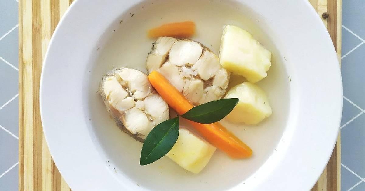 этого рыбный суп из хека рецепт с фото плотной