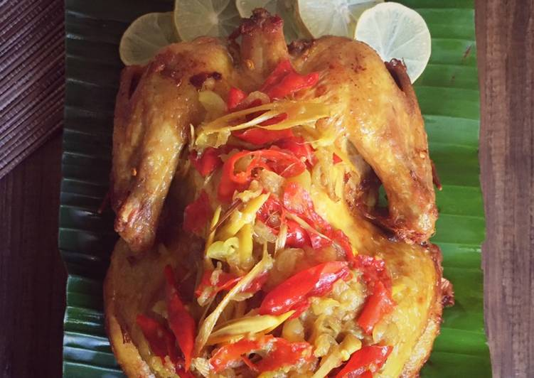 Ayam Goreng Betutu