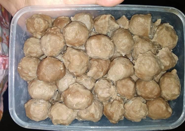 Recipe Tasty Bakso Tongkol Resep Masakan Mama
